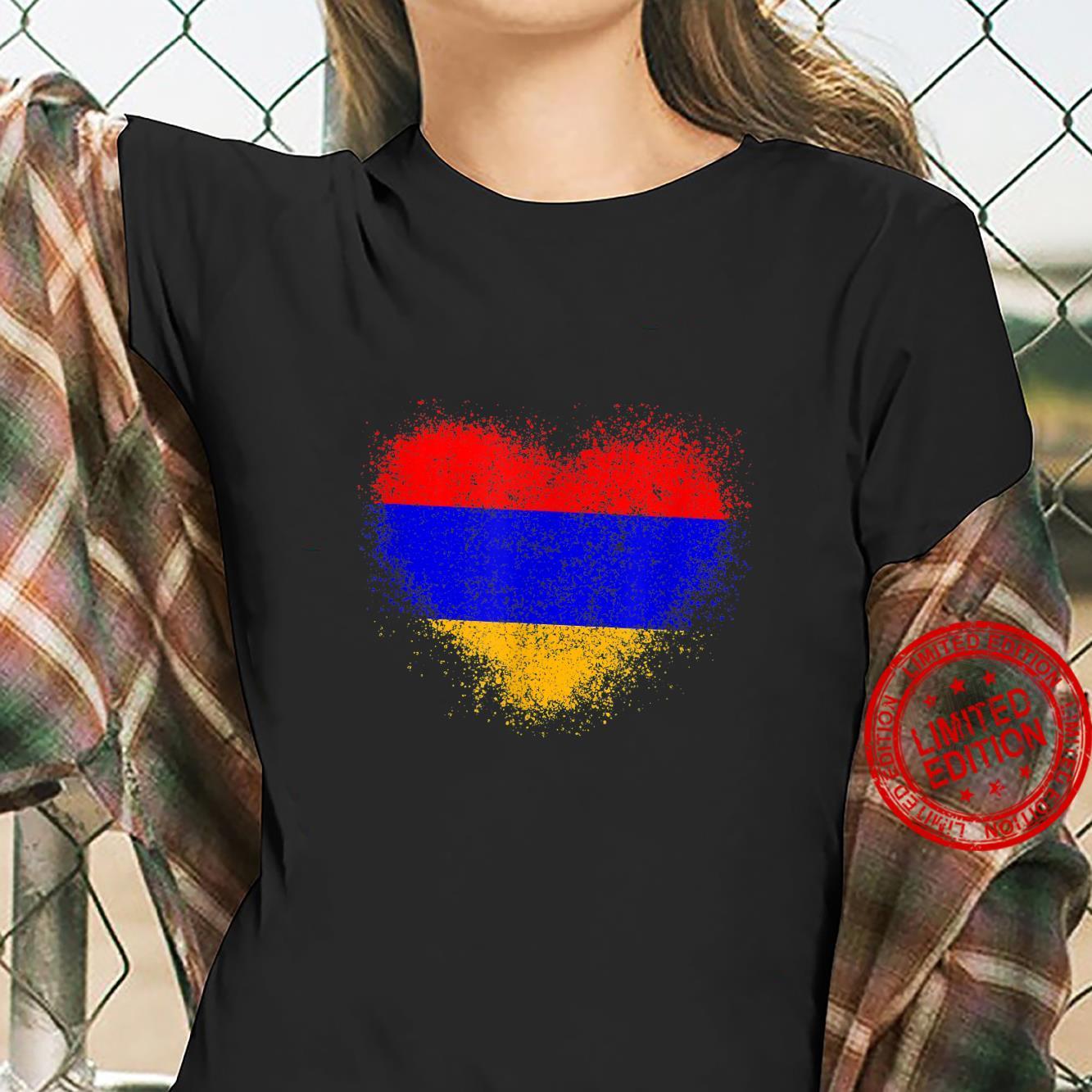 Armenia Shirt ladies tee