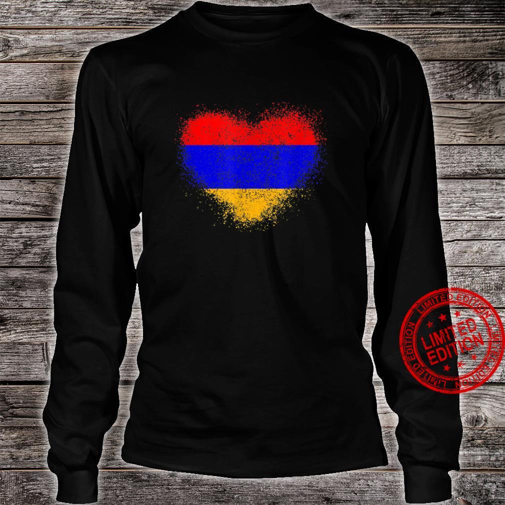 Armenia Shirt long sleeved