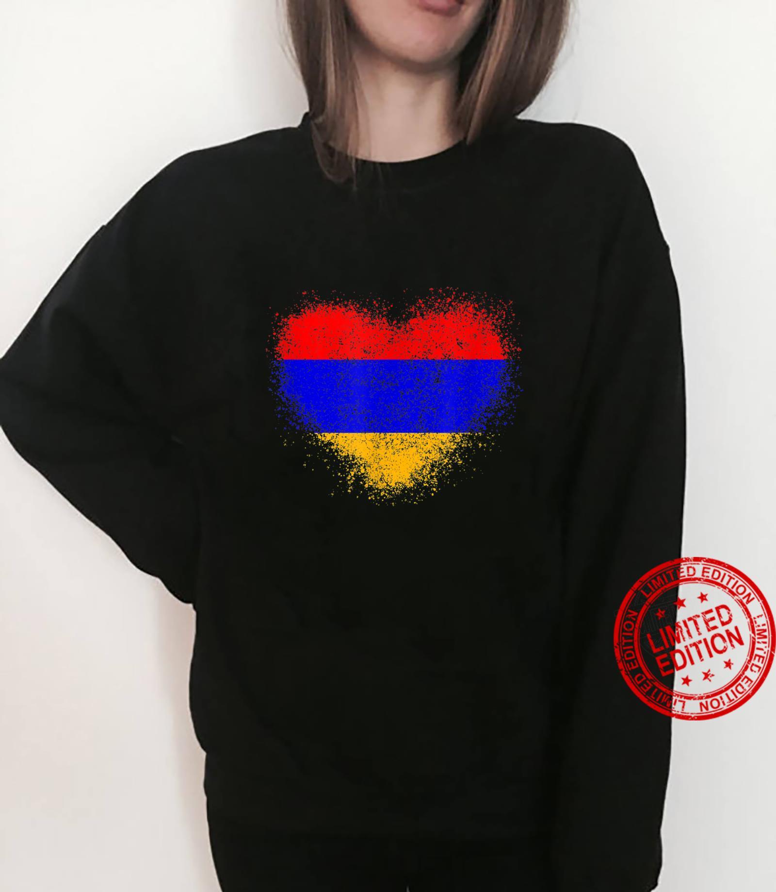 Armenia Shirt sweater