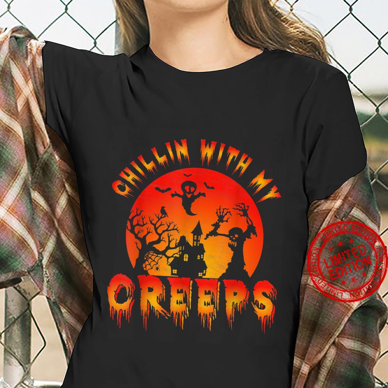Creeps Halloween Shirt ladies tee