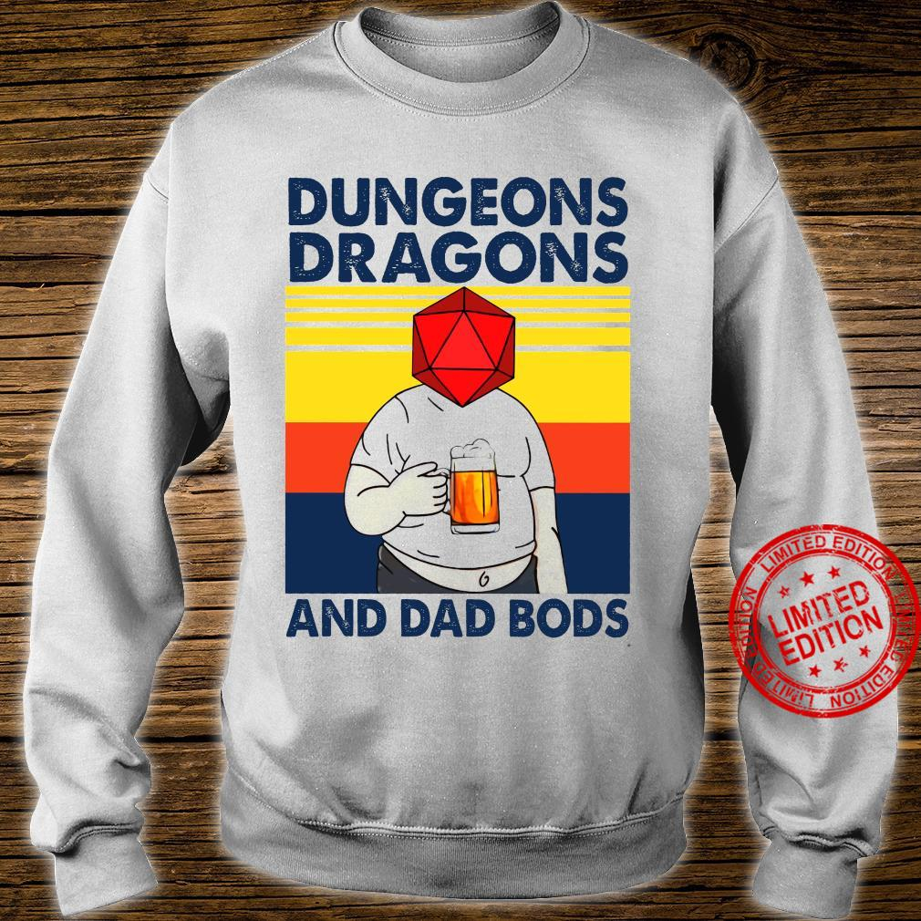 Dungeons Dragons And Dad Bods Shirt sweater