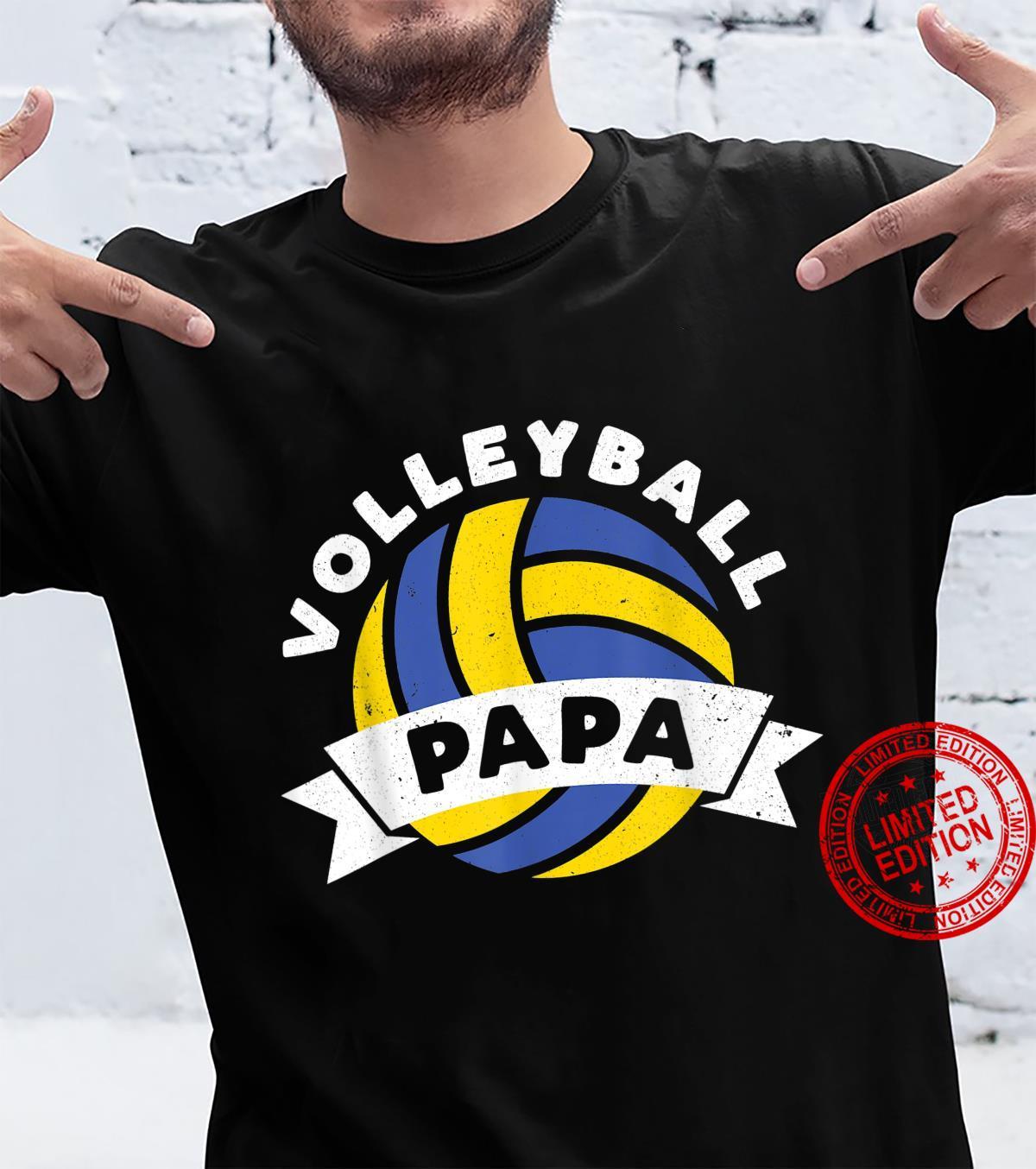 Herren Vatertagsgeschenk Vater Papi Papa Vatertag Shirt