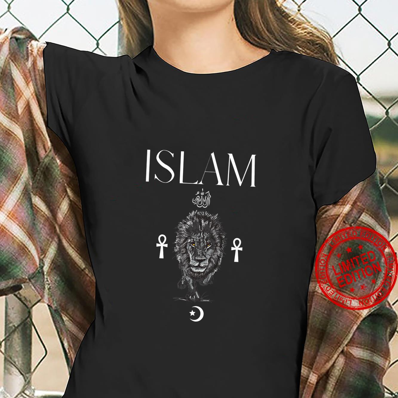 Islam Gods and Earths Occult Science Allah 7 Shirt ladies tee