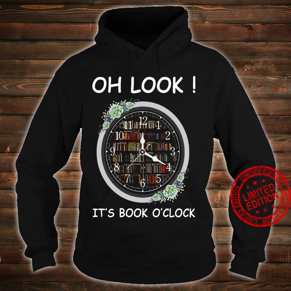 Oh Look It's Bok O'clock Shirt hoodie