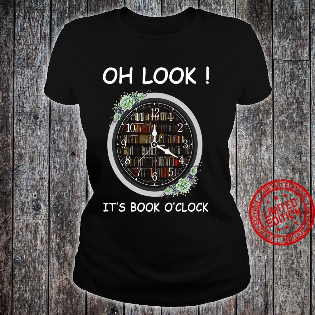 Oh Look It's Bok O'clock Shirt ladies tee