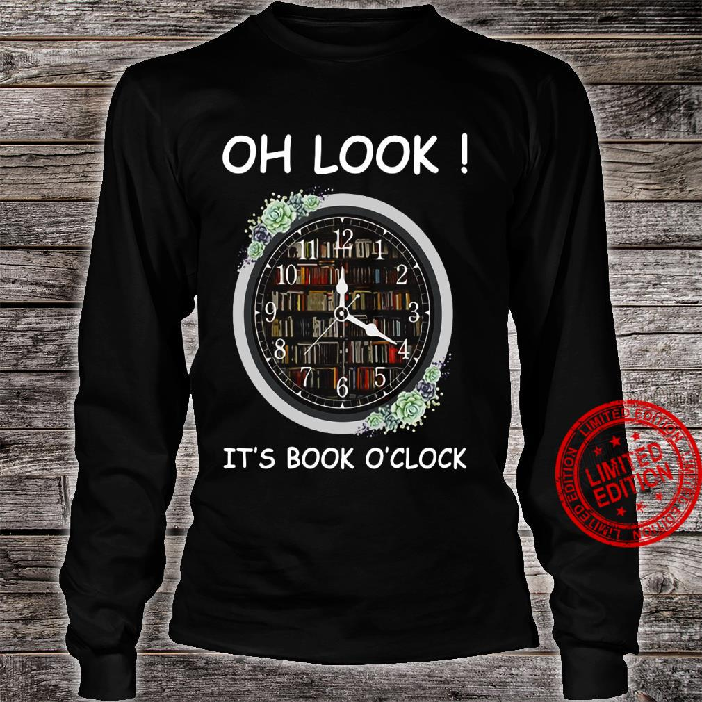 Oh Look It's Bok O'clock Shirt long sleeved