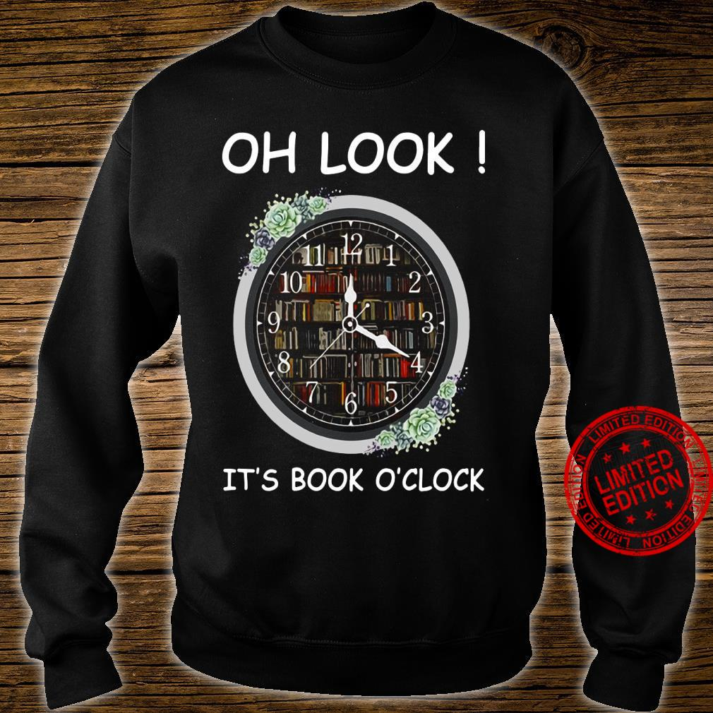 Oh Look It's Bok O'clock Shirt sweater