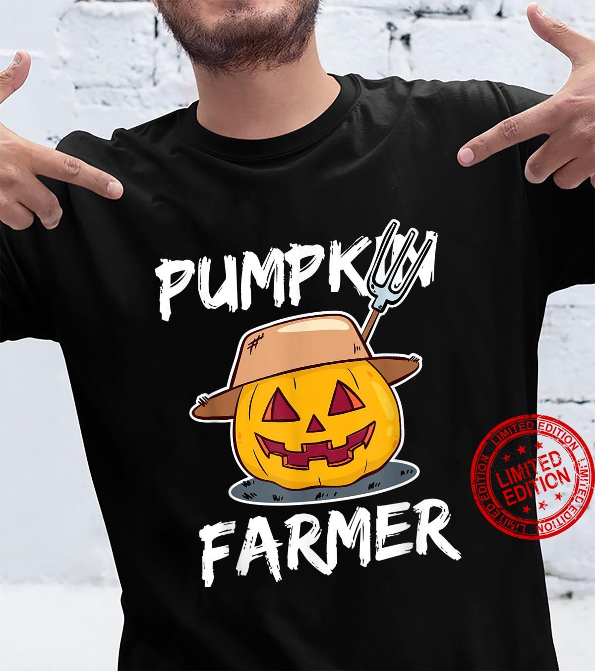 Pumpkin Farmer Shirt