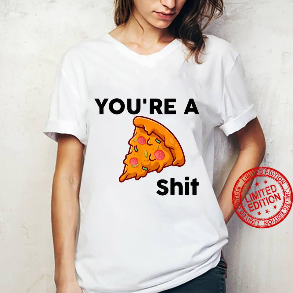 You're A shit Mothers day and grandma Shirt ladies tee