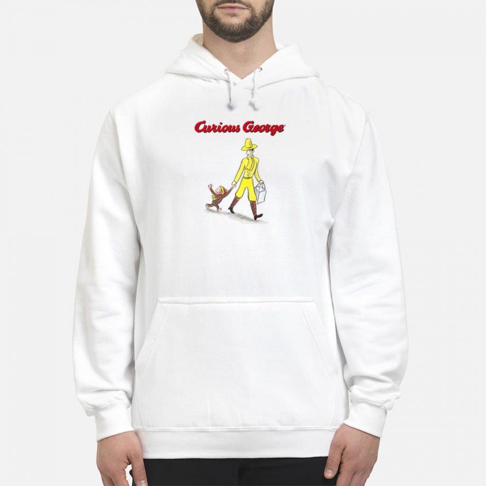 Curious George Happy Winter George Shirt hoodie