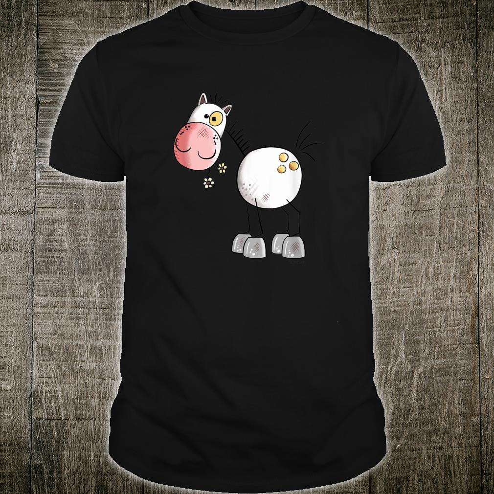 Cute Horse For Horse Rider And Shirt
