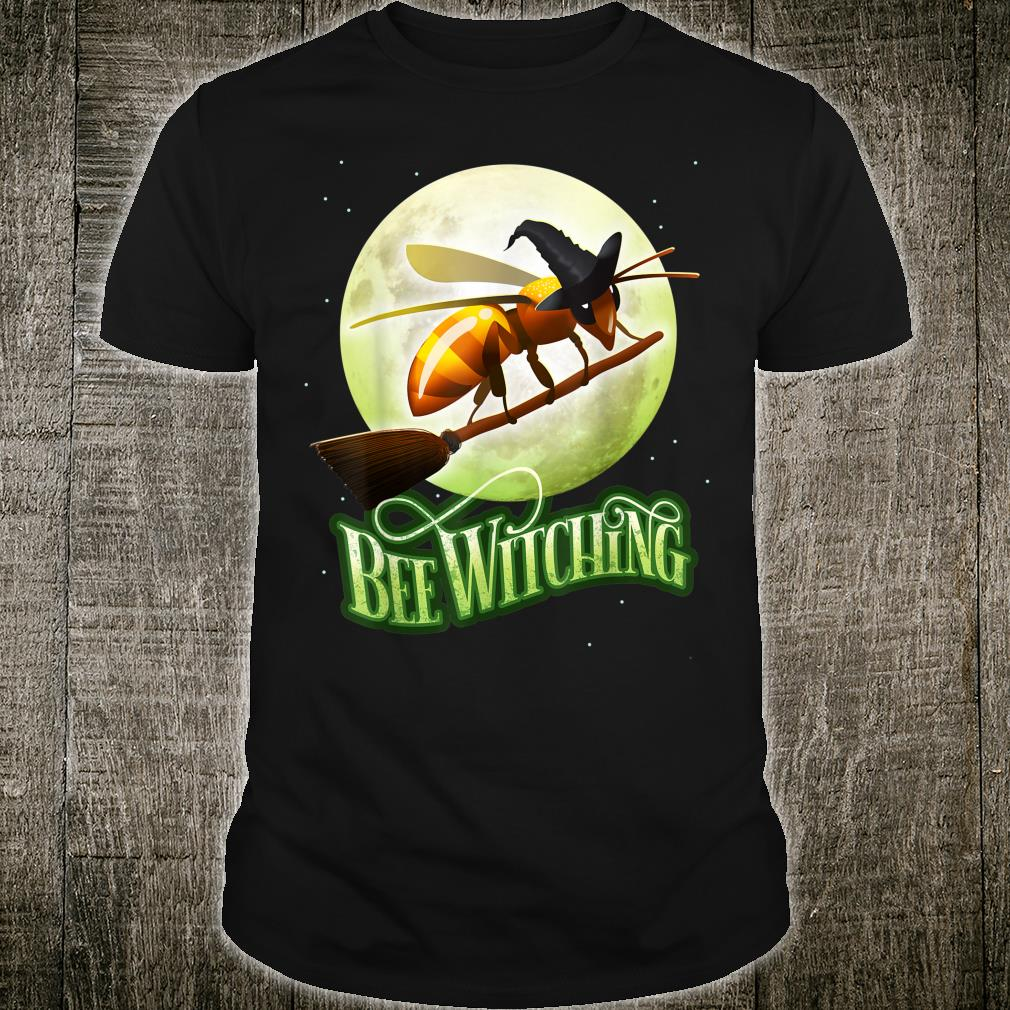 Cute Punny Bee Witching Costume Shirt