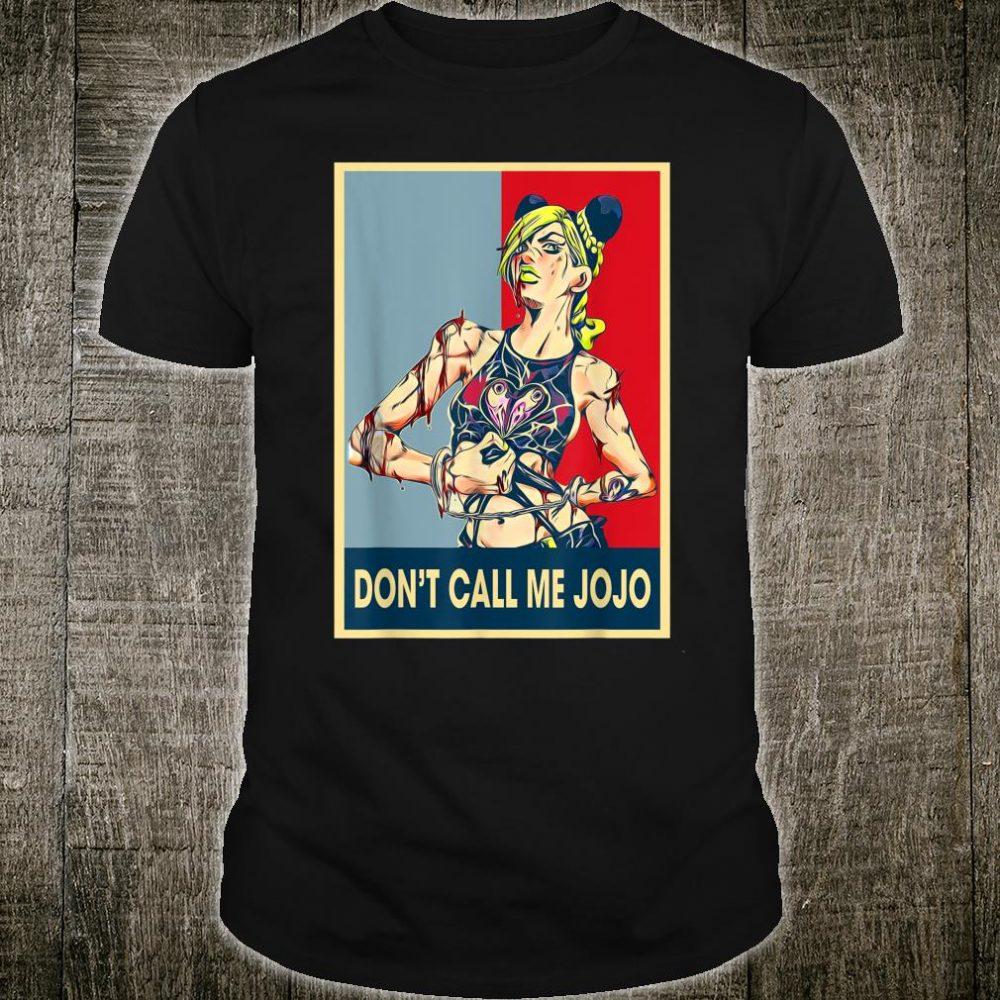 Graphic Jolyne Cujoh JoJos'ss Bizarres's Adventures's Shirt
