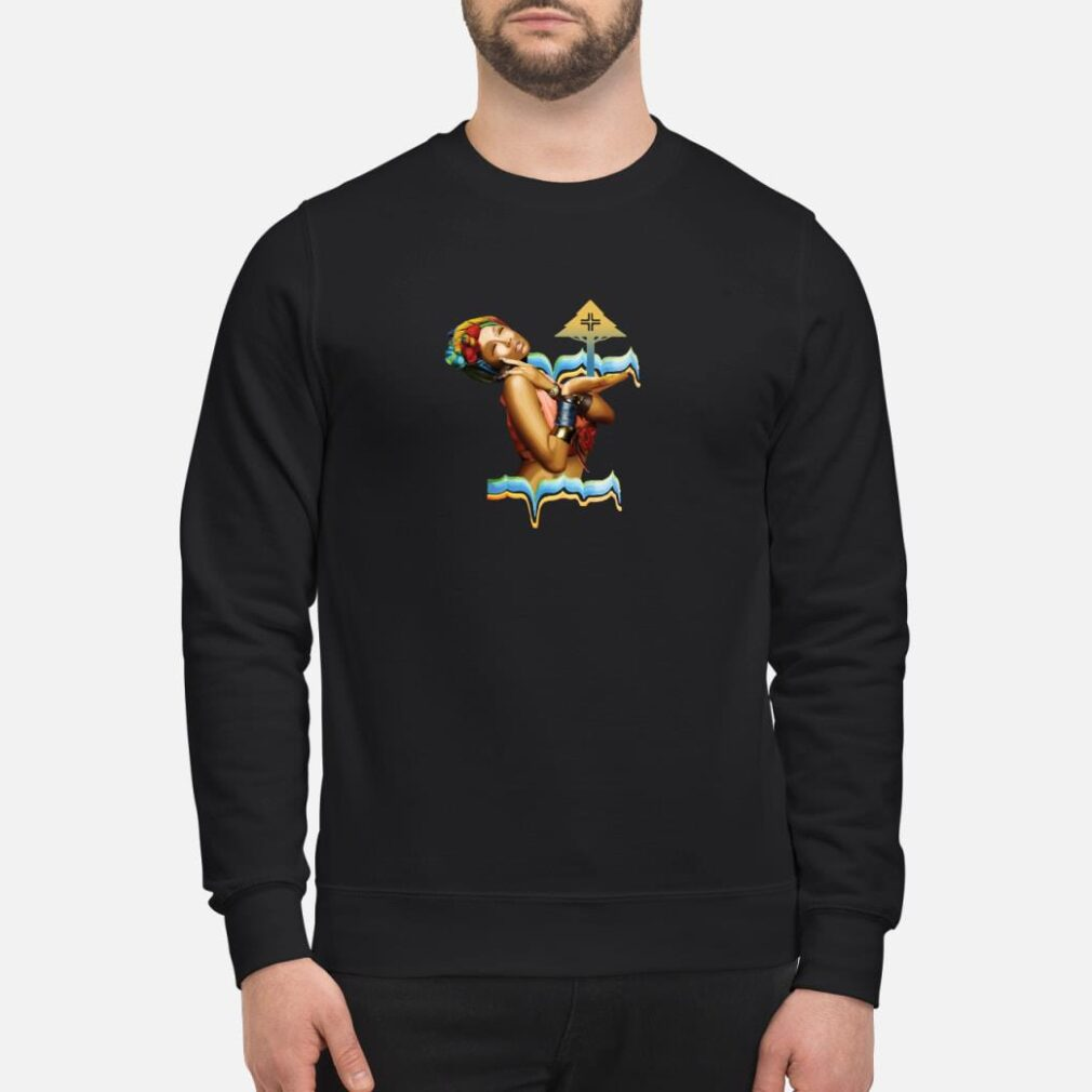 LRG Feel Good Island Shirt sweater