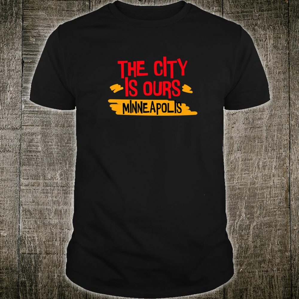 Love Minneapolis city Shirt