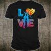 Love Volleyball Love Balling Shirt
