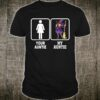 My Auntie Is A Witch Your Is Not Yours Halloween Shirt