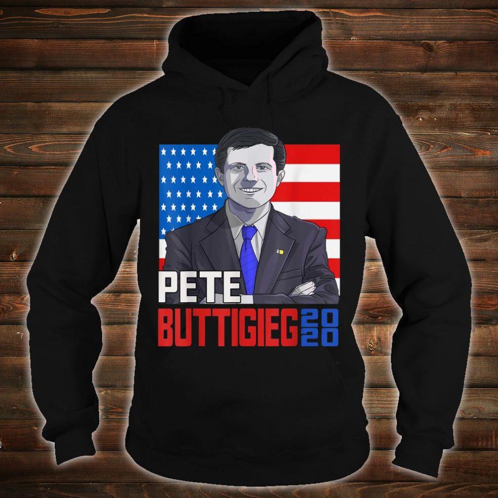 Pete Buttigieg 2020 President Mayor Pete for America Shirt hoodie