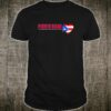 Puerto Rican Culture Family Roots Heartbeat P Rican Citizen Shirt