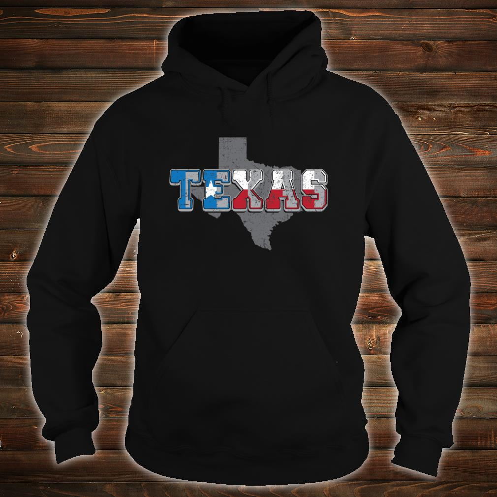 The Great State of Texas Shirt hoodie