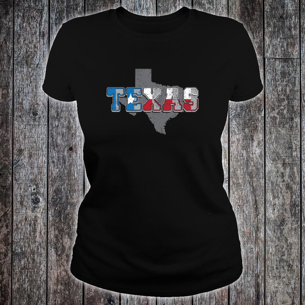 The Great State of Texas Shirt ladies tee