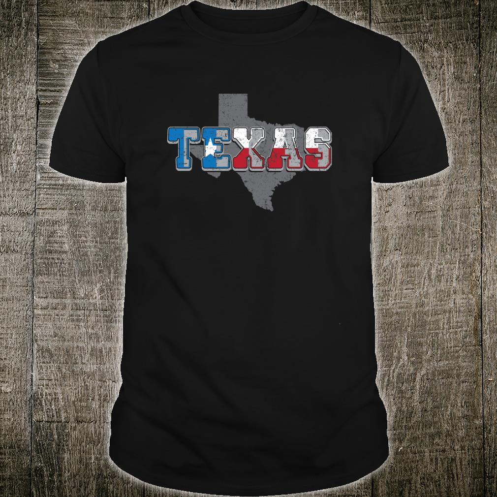 The Great State of Texas Shirt